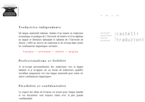 castellitraduzioni.ch